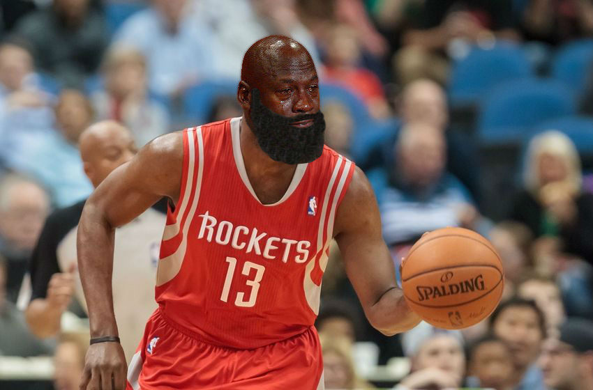 eb0db52a6509 All Of The Best James Harden Memes After The Rockets Got Trounced By The  Spurs – Bleacher Fan