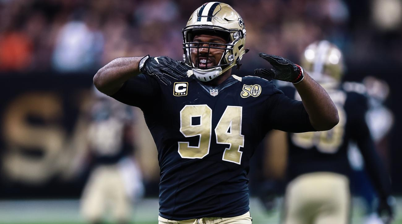 new concept 49fe3 55950 Saints Cam Jordan Slings Some Creative Post-Game Insults at ...