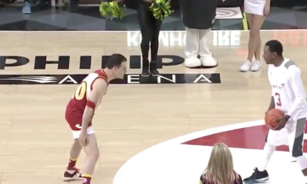 Big Cat Darren Rovell Basketball