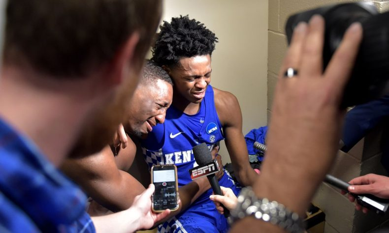De'Aaron Fox Reminds Us Why We Love College Basketball ...
